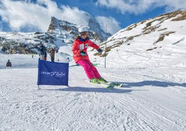 Kids Ski Lessons (5-12 y.) With Experience
