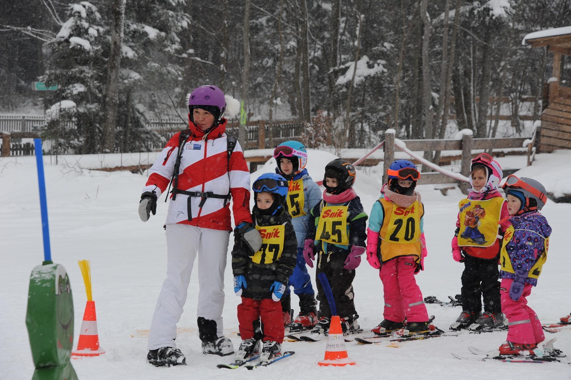 Cours de ski Enfants dès 5 ans pour Tous niveaux