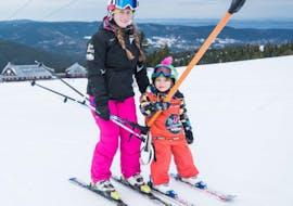 Ski Lessons for Kids (7-15 years) - Beginner