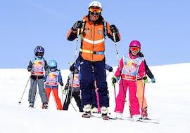 Skilessen voor kinderen vanaf 4 jaar voor alle niveaus met Scuola di Sci Equipe Falcade