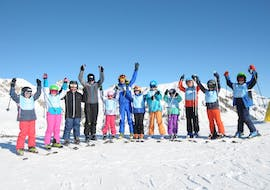 Kids Ski Lessons (4-14 y.) for Experienced Skiers - Holidays