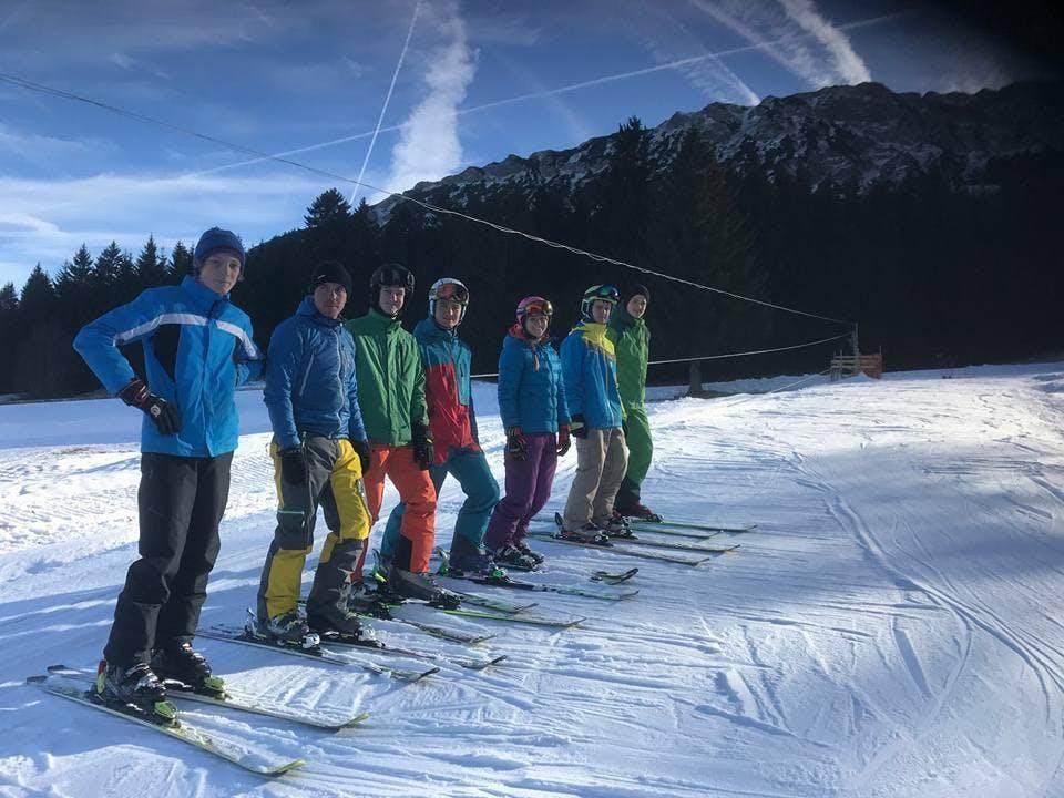 Cours de ski Enfants dès 13 ans pour Tous niveaux