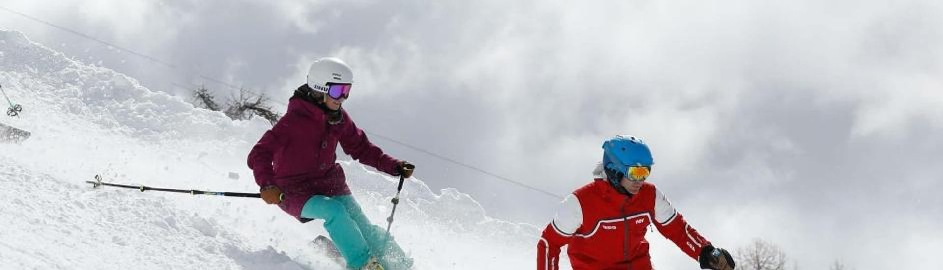 Ski Lessons for Teens (13-18y) - High Season - Afternoon