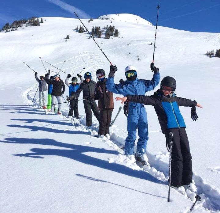 Cours de ski Ados (13-18 ans) - Vacances - Après-midi