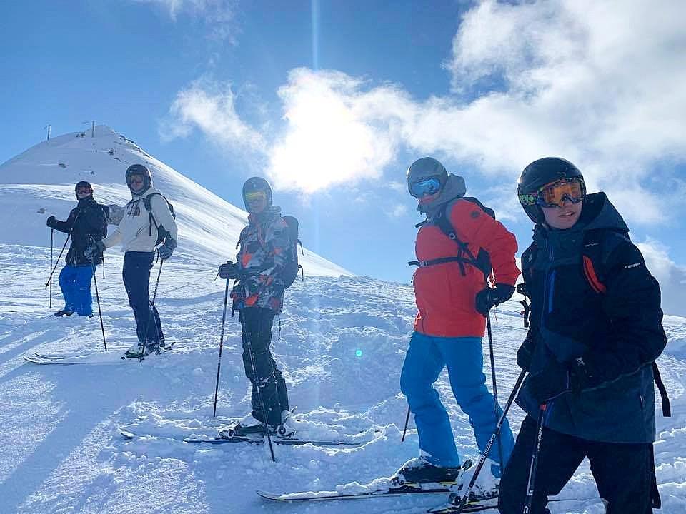Cours de ski pour Ados (13-18 ans) - Basse saison