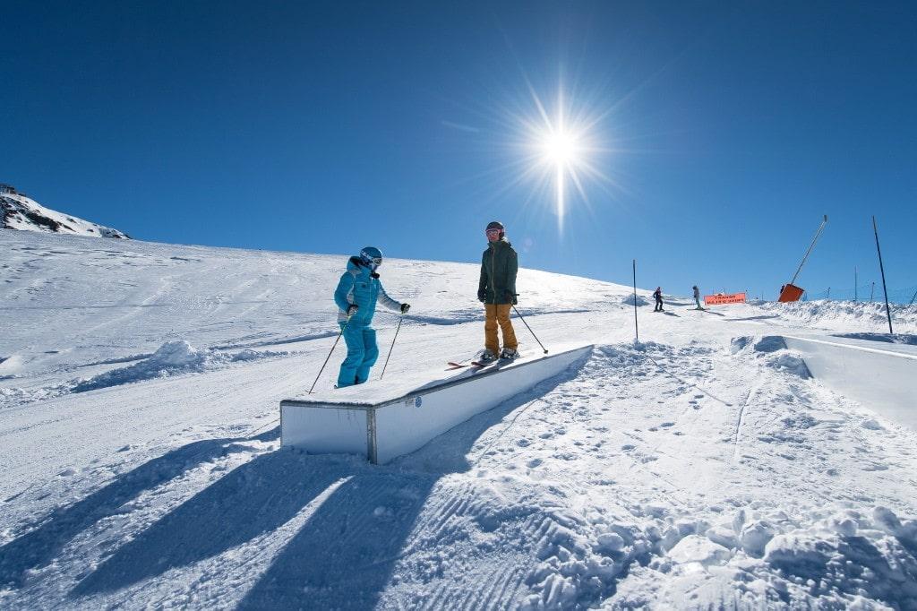 Cours de ski pour Ados (dès 14 ans) - Avancé