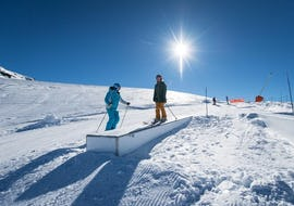 Ski Lessons for Teens (14+ years)