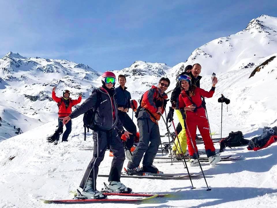 Skilessen voor volwassenen vanaf 13 jaar voor alle niveaus