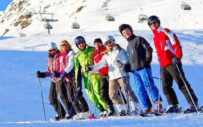 Skilessen voor tieners en volwassenen van alle niveaus