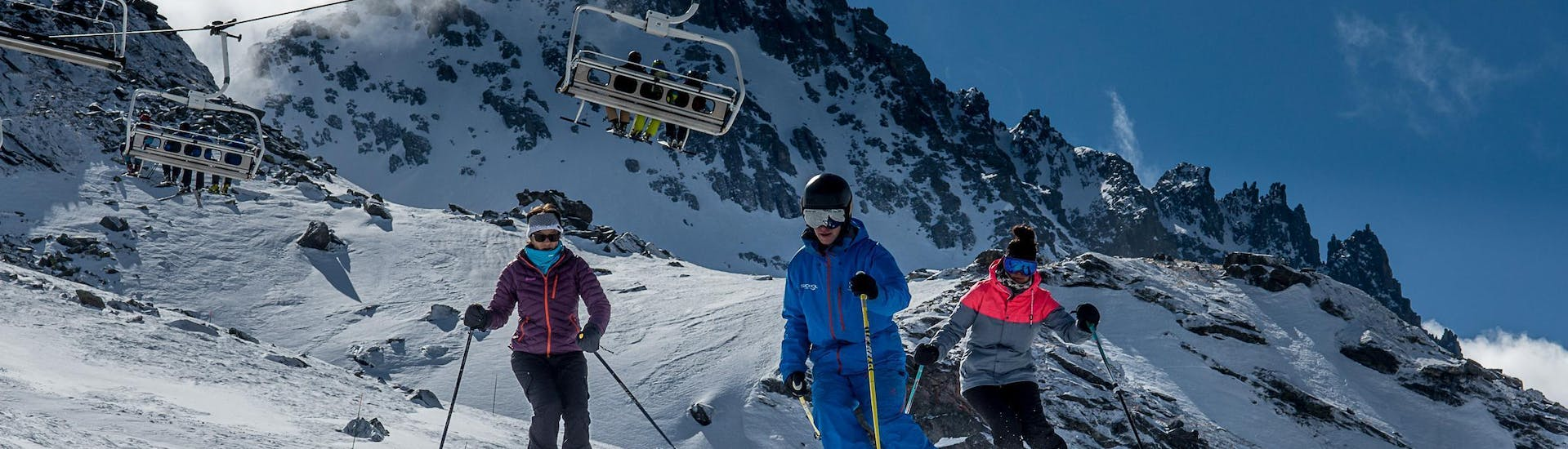 Ski Lessons for Teens & Adults - Equipment incl. - Beginners