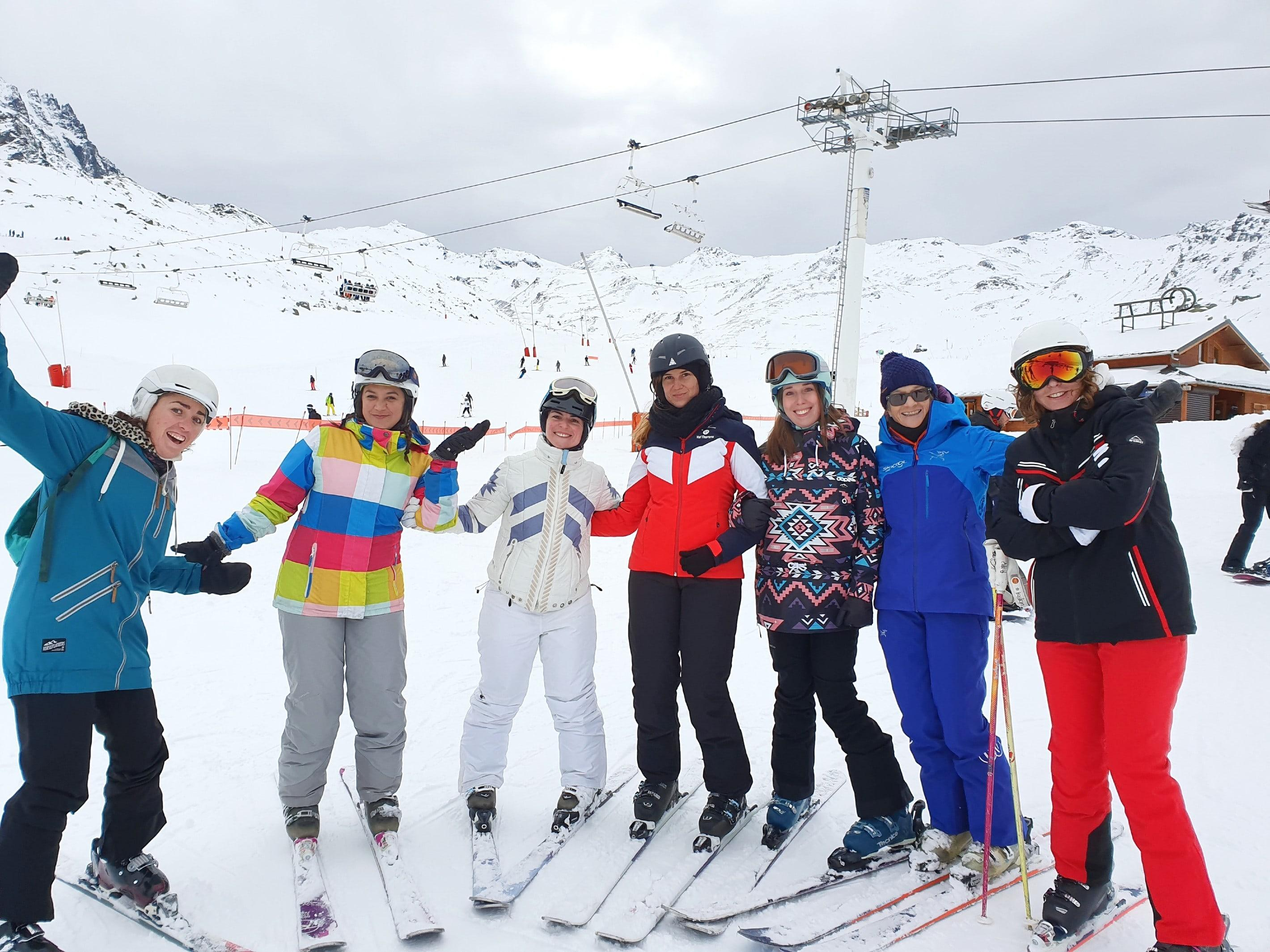 Skilessen voor volwassenen vanaf 13 jaar - ervaren