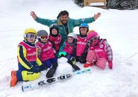 Kinder-Skikurs ohne Erfahrung