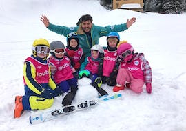 Kids Ski Lessons (4-5 years) - Low Season