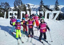 Ski Lessons Kids (5-15 years) - Les Carroz - Morning