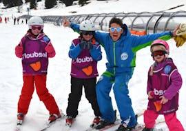 Kids Ski Lessons (6-12 years) - February - All Levels