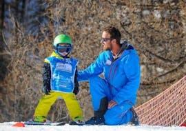 Skilessen voor kinderen vanaf 3 jaar - beginners met Ski Connections Serre Chevalier