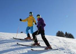 Skikurs für Erwachsene für Anfänger