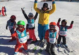 """Cours de ski Enfants """"Kids Club"""" (4-12 ans) - Tous niveaux"""