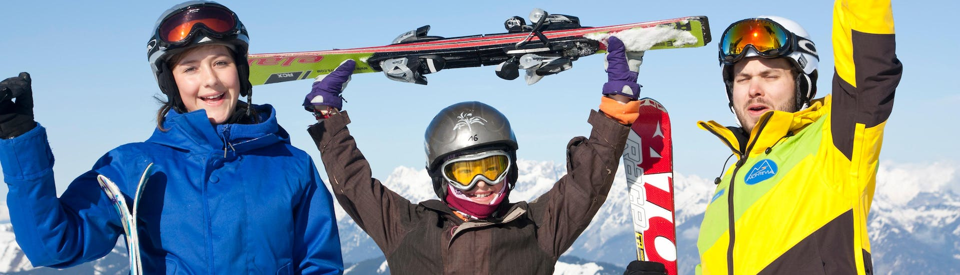 Ski Lessons for Kids (6-16 years) - Advanced