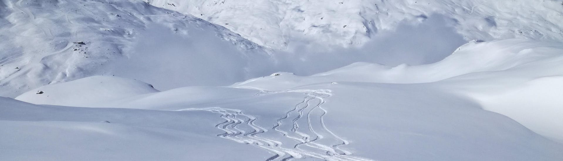 Private Off-Piste Snowboarding Lessons