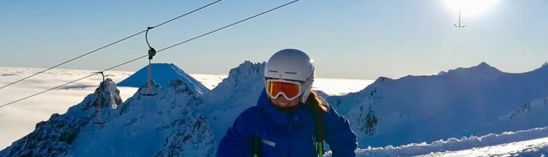 Ski Instructor Private for Kids (from 4 years) - All Levels
