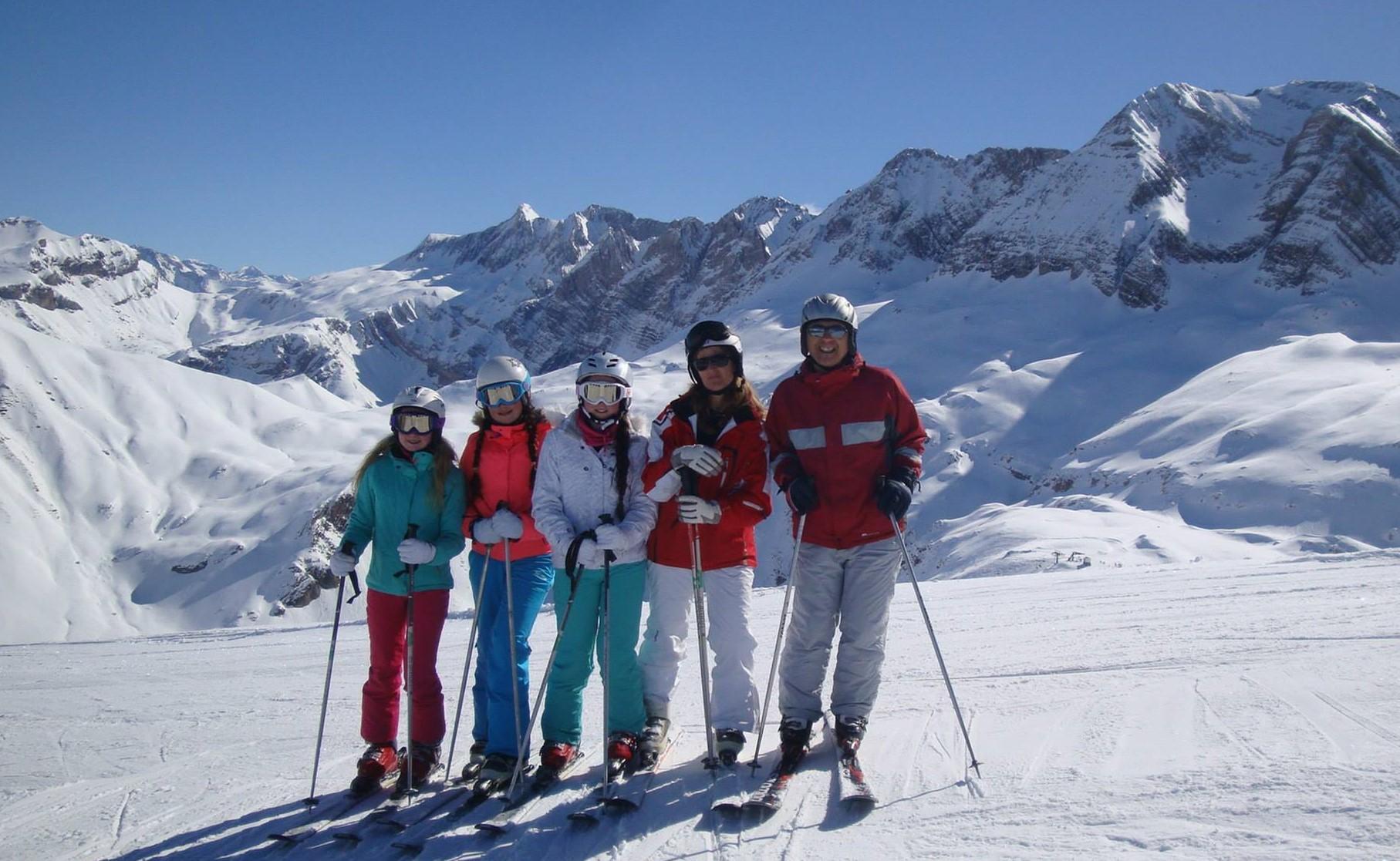 Cours de ski Enfants dès 6 ans pour Débutants