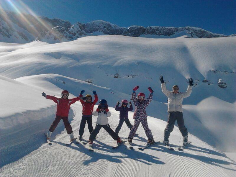 Cours de ski pour Enfants dès 6 ans - Avancé