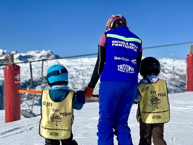 Cours particulier de ski Enfants dès 4 ans pour Tous niveaux