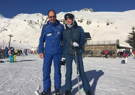Ski Lessons for Adults - High Season - All Levels