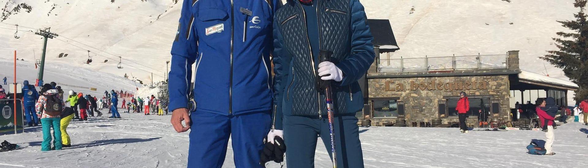 Skikurs für Erwachsene - Hochsaison - Alle Levels