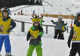 Ski Lessons for Kids (4-12 years) - Advanced