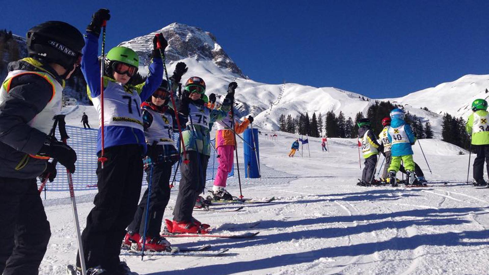 Skilessen voor kinderen (4-14 jaar) - Beginners