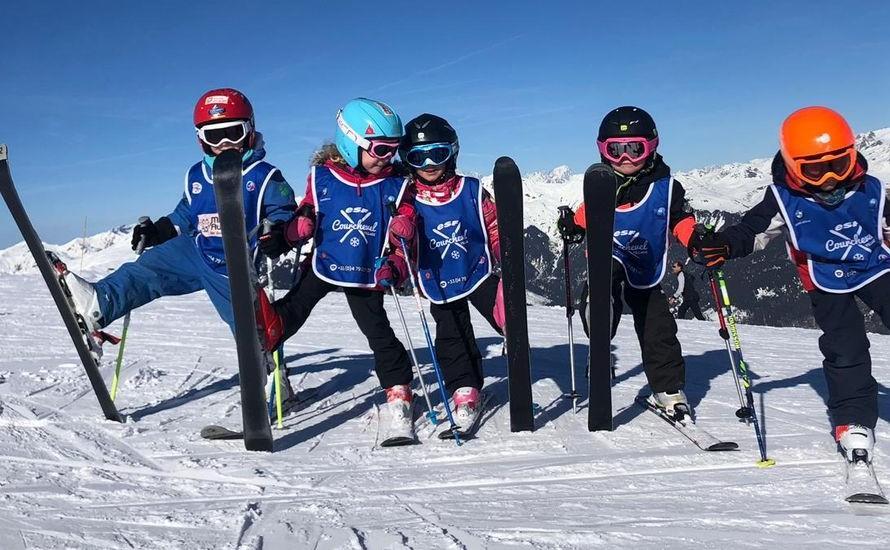 Cours de ski Enfants (6-12 ans)