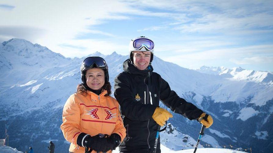 Cours de ski Adultes avec experience - Nendaz