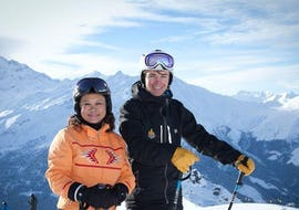 "Ski Lessons for Adults ""Clinic"" - Advanced - Nendaz"