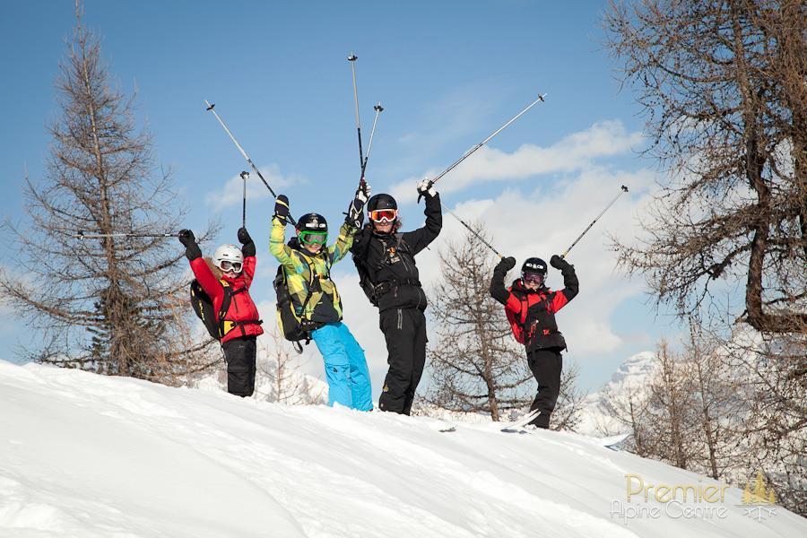 Cours de ski Enfants (6-12 ans) avec experience - Nendaz
