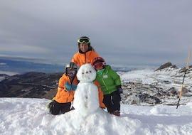Skikurs für Kinder (6-13 Jahre) - Alle Levels