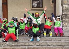 Skilessen voor kinderen voor alle niveaus met Alpine Ski School Zermatt