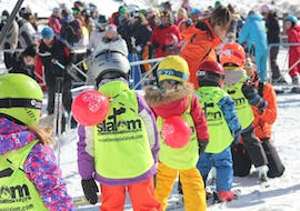 Ski Lessons for Kids (8-16 years) - Without experience