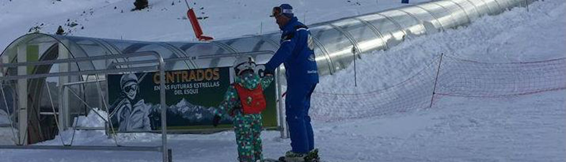 Ski Lessons for Kids (from 4 years) - High Season