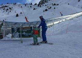 Cours de ski Enfants (dès 4 ans) - Haute saison