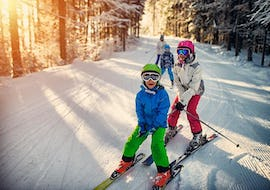 Kids Ski Lessons (7-12 years) - All Levels