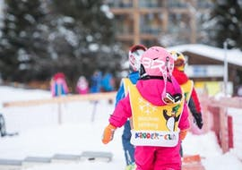 Kids Ski Lessons (3-14 y.) for Beginners