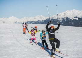 """Ski Lessons """"All in One"""" for Kids (4-12 years) - Full Day"""