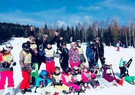 Skikurs für Kinder (6-12 Jahre) - Anfänger