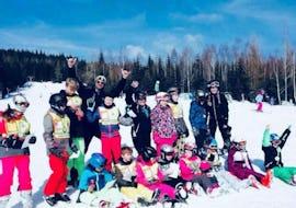 Ski Lessons for Kids (6-12 years) - Beginner
