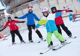 Skikurs für Kinder (4-17 Jahre) - Alle Levels