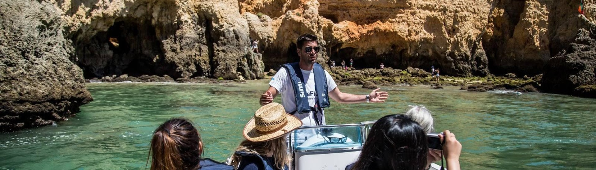Boat Trip from Lagos to Ponta Da Piedade - November to May