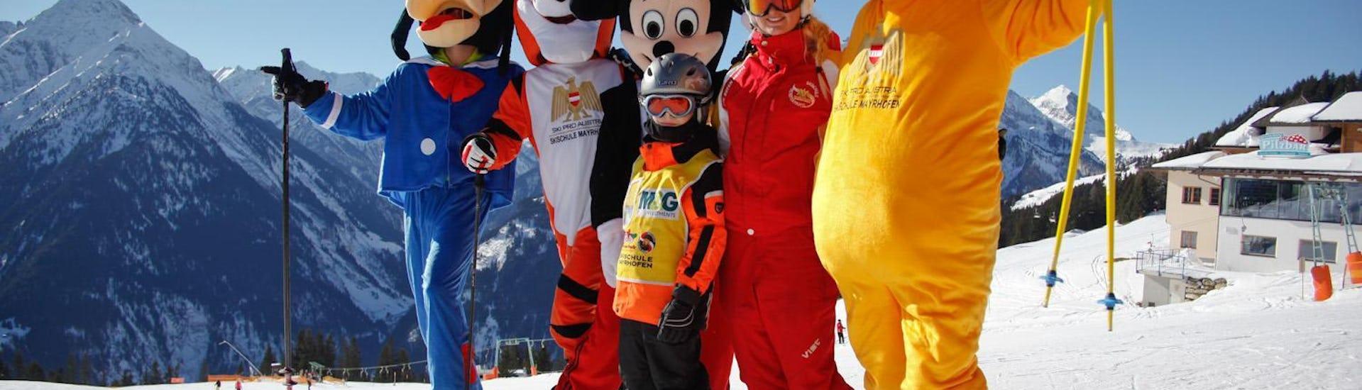 Skikurs für Kinder (4-12 Jahre) - Alle Levels
