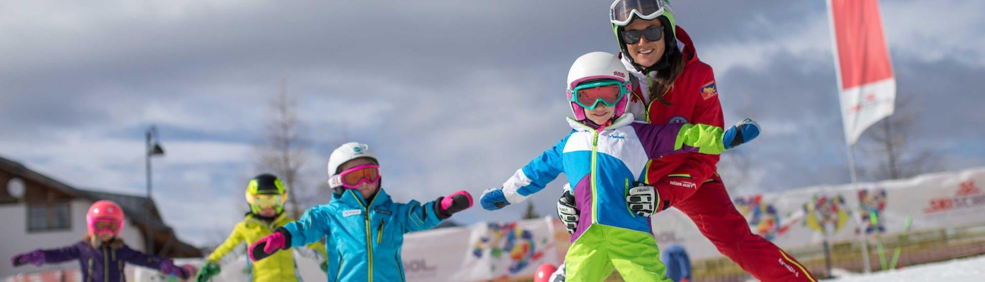 Lezioni private di sci per bambini - Festività